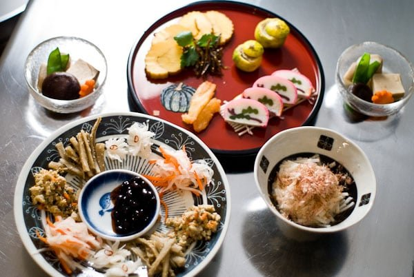 Osechi Ryori (Traditional Japanese New Years Meal)