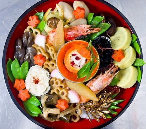 Osechi Ryori (Japanese New Year's Food)