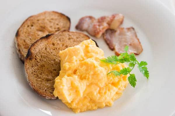 SVS: Scrambled Eggs