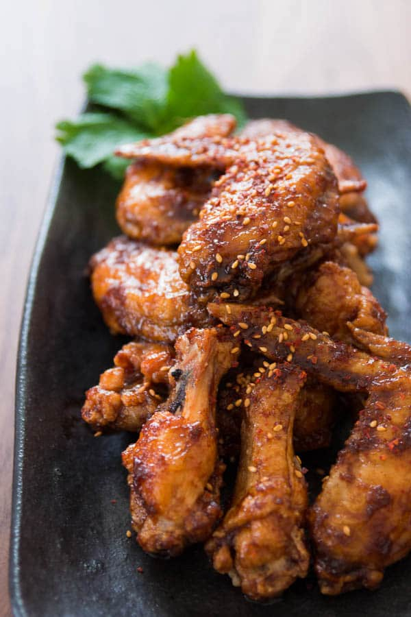 Best Korean Fried Chicken Recipe Yangnyeom Chikin