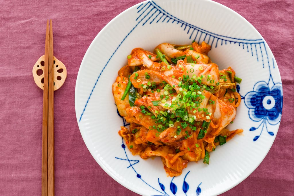 Buta Kimuchi is a popular Korean-style pork and kimchi stir-fry in Japan.