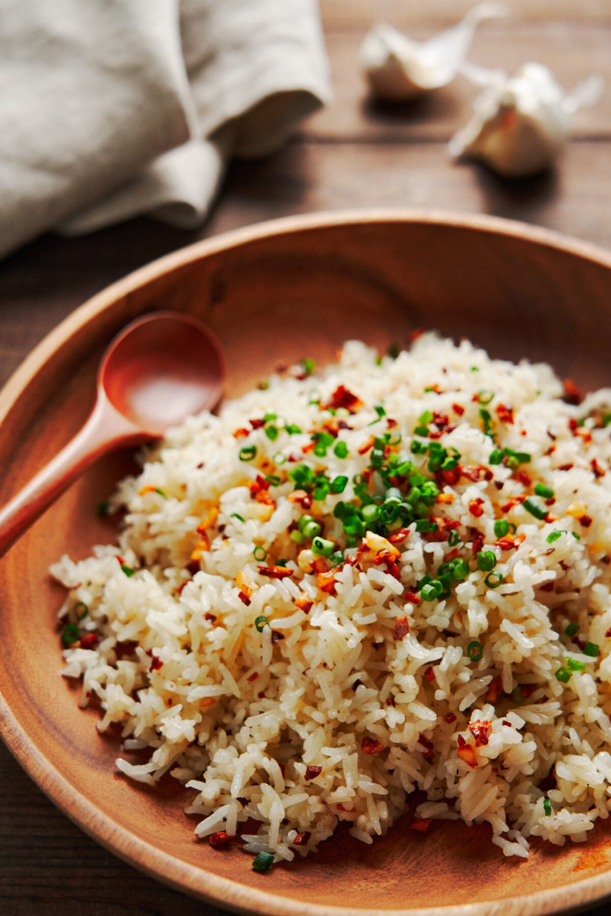 With loads of crispy fried garlic, this 3-ingredient Filipino garlic fried rice recipe is the perfect side for any meal.