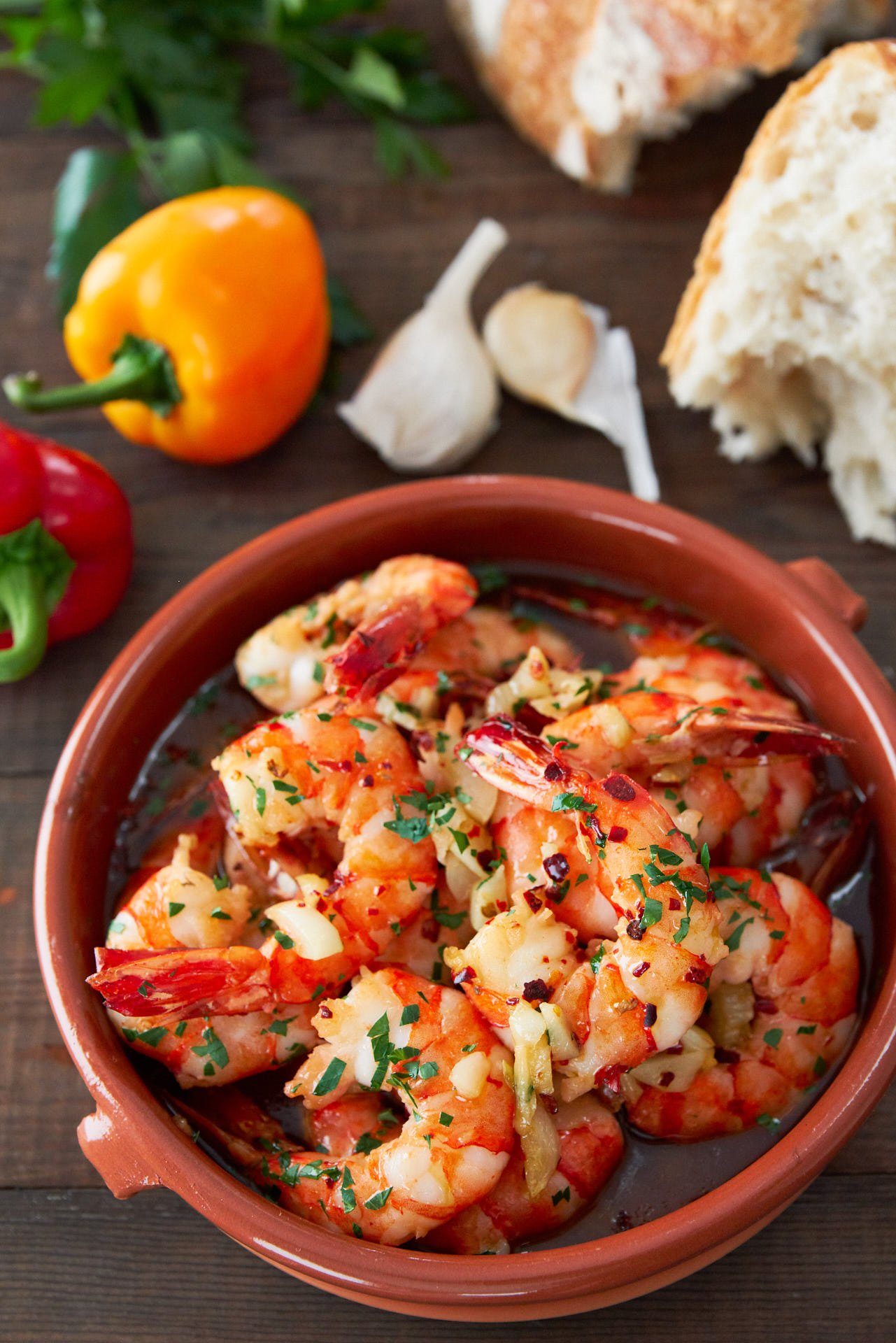 All The Pasta You Can Eat With Olive Garden S Never Ending: Gambas Al Ajillo Recipe (Spanish Garlic Shrimp