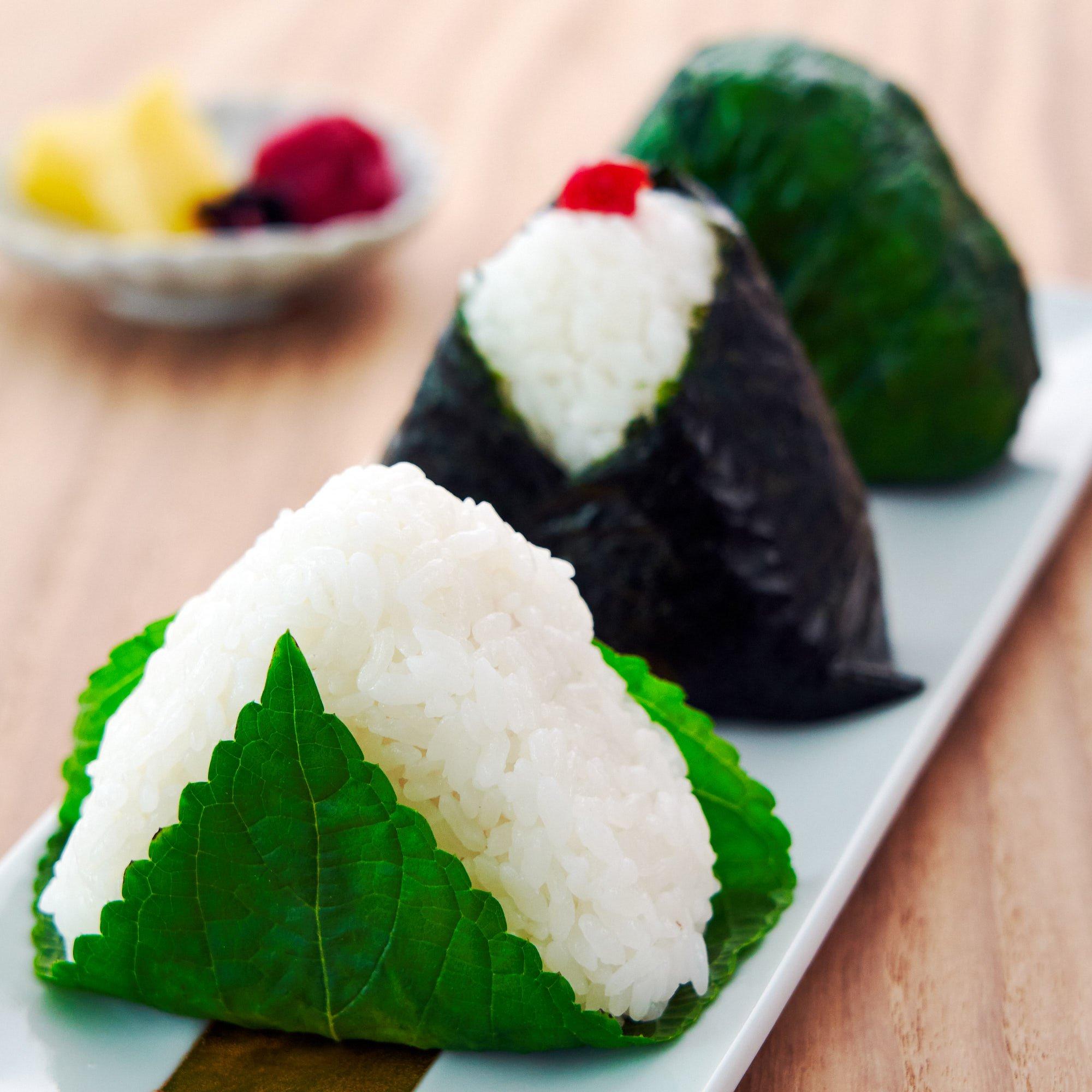 How To Make Onigiri おにぎり Japanese Rice Balls